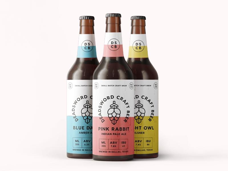 beer bottle mockup charles honig on dribbble