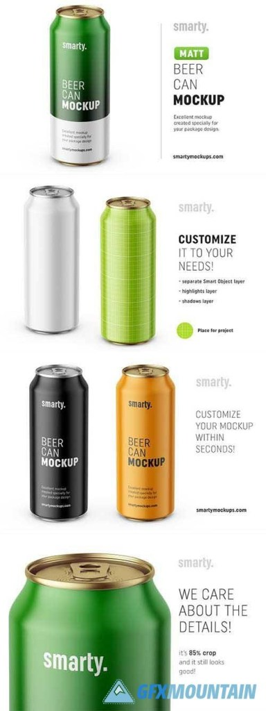 beer can mockup 3210550 uxfree