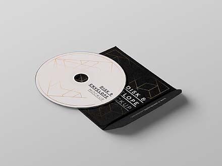 best free cd cover mockups
