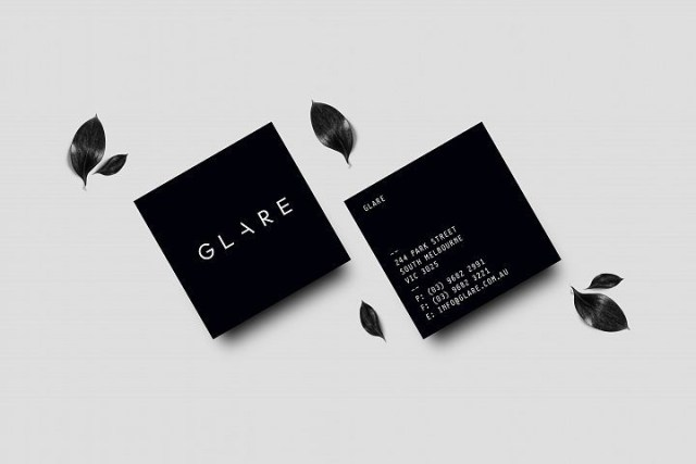 business card mockups branding business card mock up square