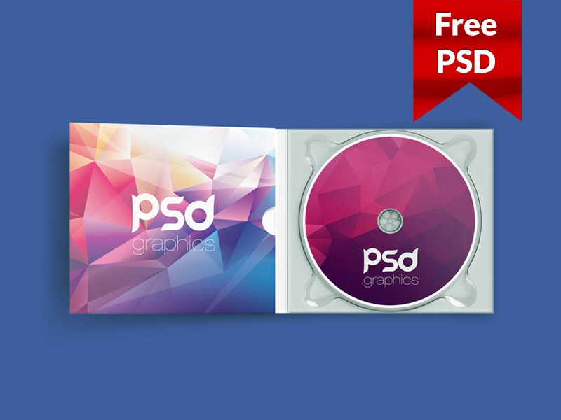 cd dvd case mockup free psd psd graphics on dribbble
