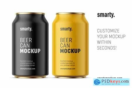 creativemarket beer can mockup 330 ml 3123076