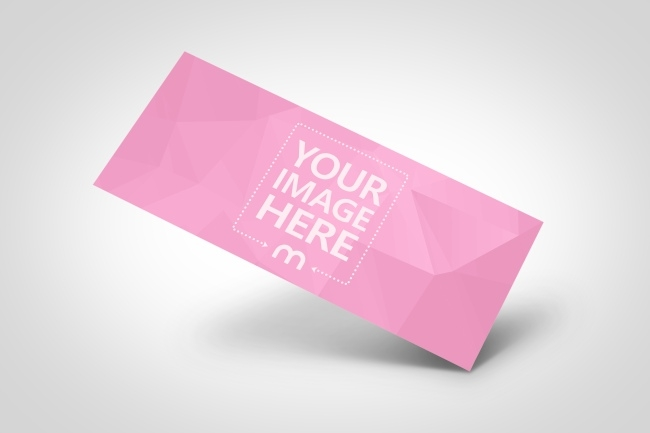 event tickets 3d mockup generator mediamodifier