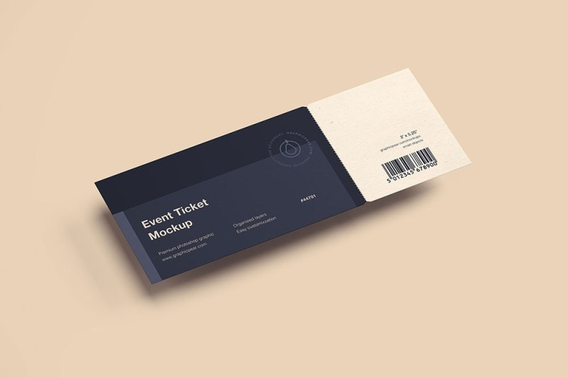 free download event ticket mockup in psd designhooks