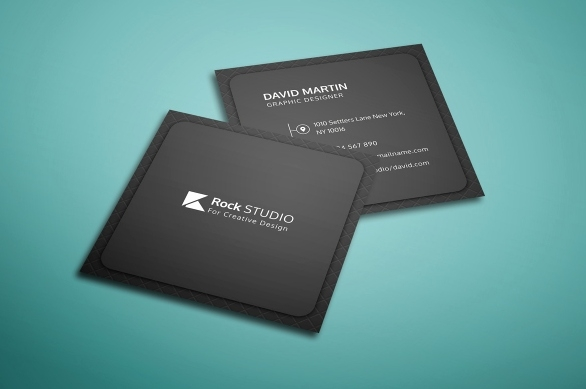mockup business card square elegant square business card mockup best