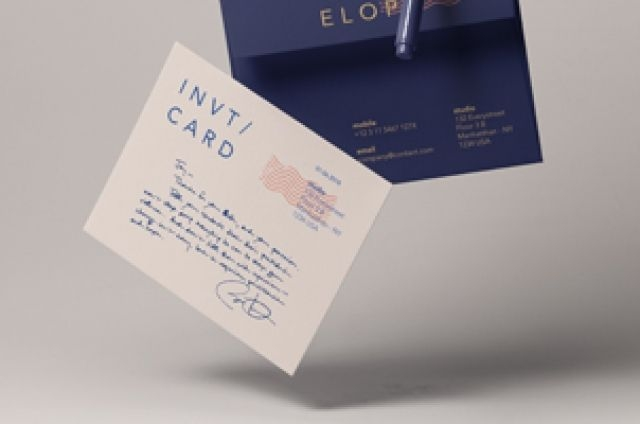 this is the second volume of our psd invitation card mockup with its