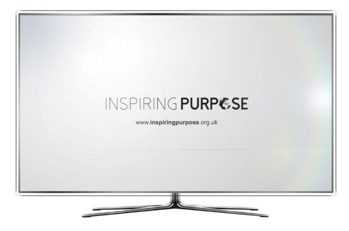 tv mockup inspiring purpose global citizens in the making