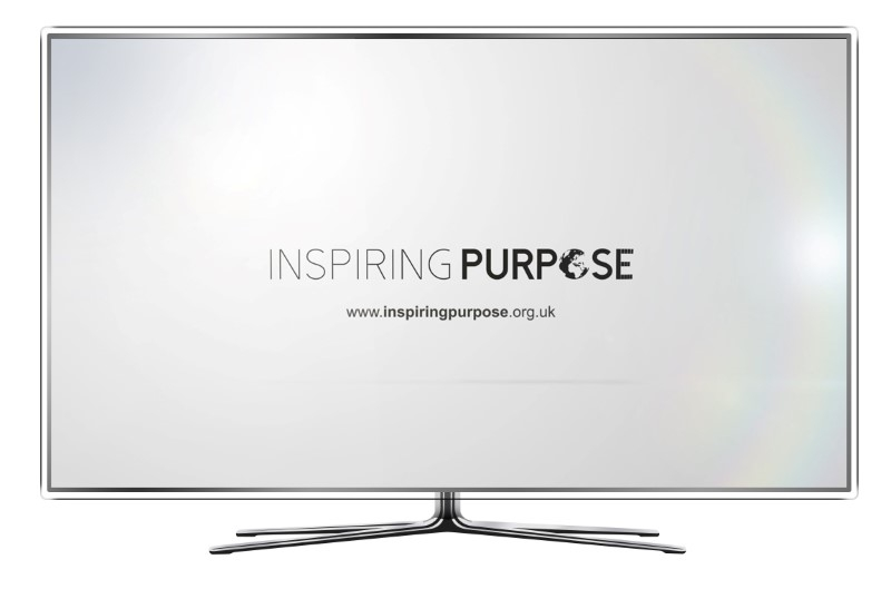 tv mockup inspiring purpose global citizens in the making