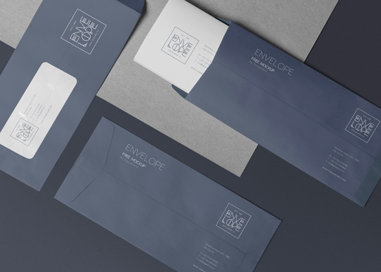 a4 envelope mockup free psd download zippypixels
