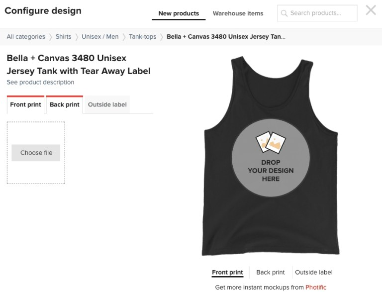 using woocommerce printful to build a t shirt store the blogsmith