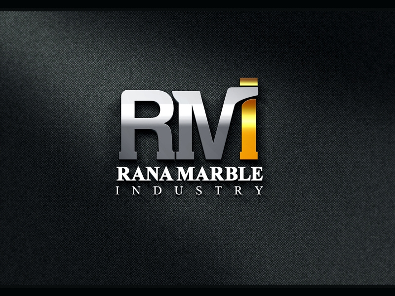 3d mockup logo rmi hulk khan on dribbble