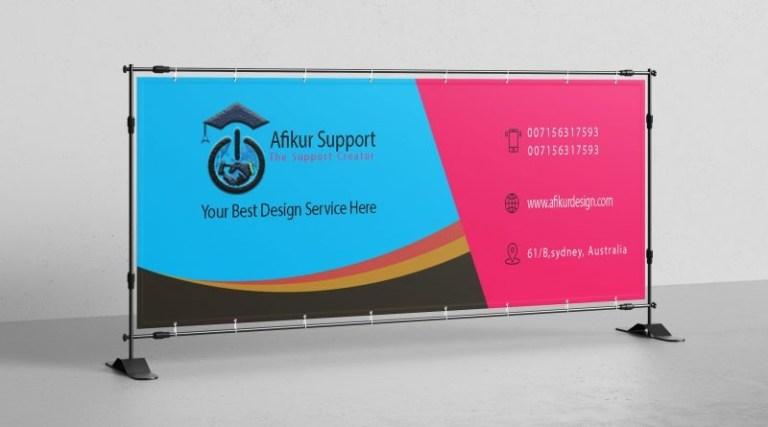 banner ads afikur design