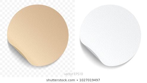 circle sticker mockup images stock photos vectors shutterstock