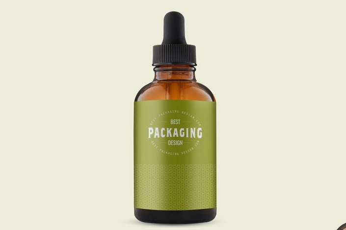 download this free beard oil bottle mockup in psd designhooks