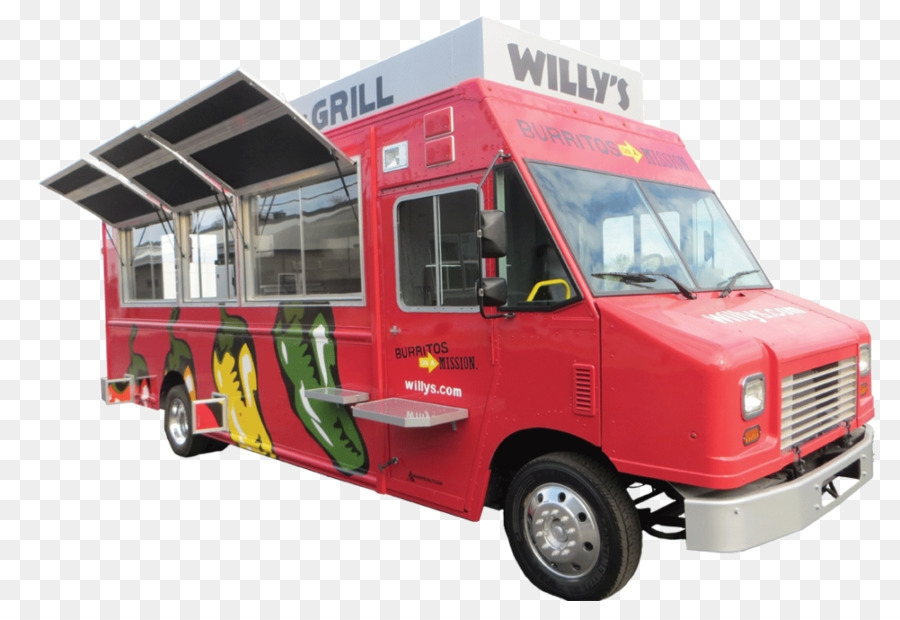 food truck mockup street food heineken png download 700825