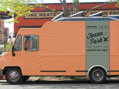 foxon park food truck collin cummings on dribbble