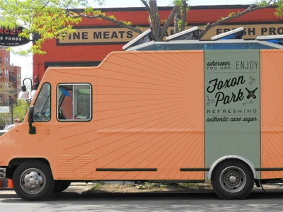 foxon park food truck collin cummings on dribbble