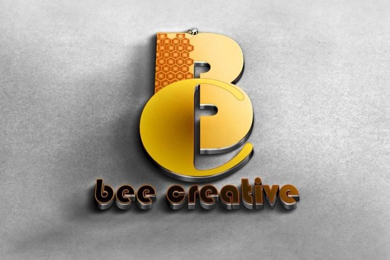 free download 3d logo psd mockup designhooks