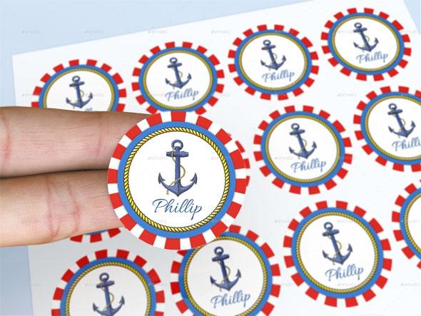 free sticker mockups