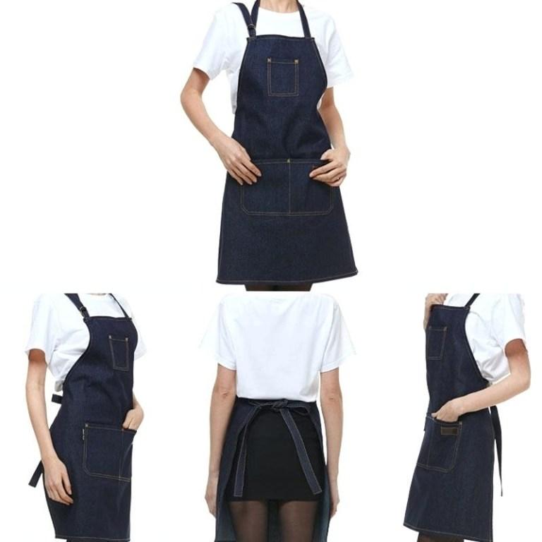 hairdresser apron 1 mockup nelsonruiz
