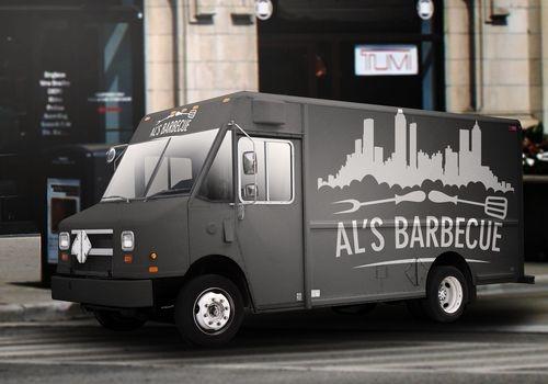 image result for food truck mockup mockups food truck trucks