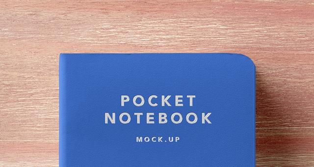 pocket psd notebook mockup psd mock up templates pixeden