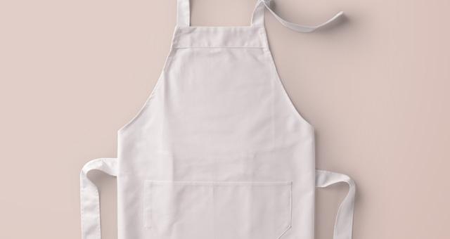 psd kitchen apron mockup template psd mock up templates