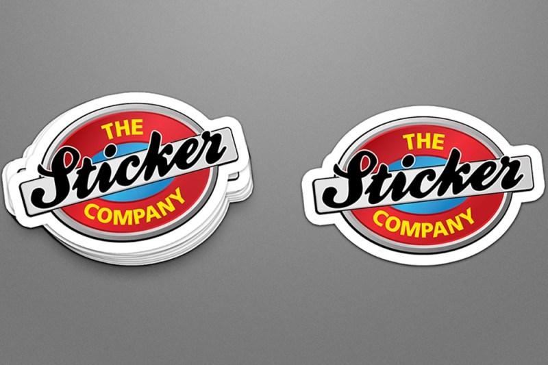 sticker branding mockup kreative mockups