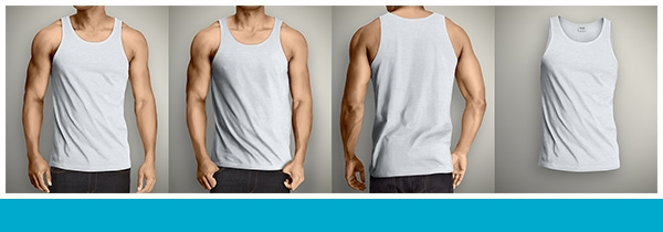 tank top mock up mens on behance