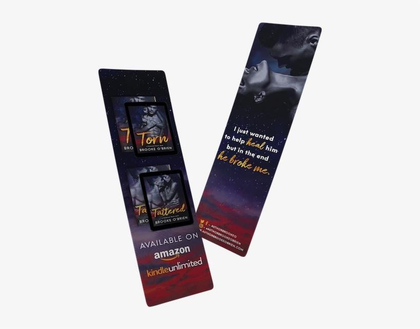 tatteredhearts bookmark mockup bookmark transparent png