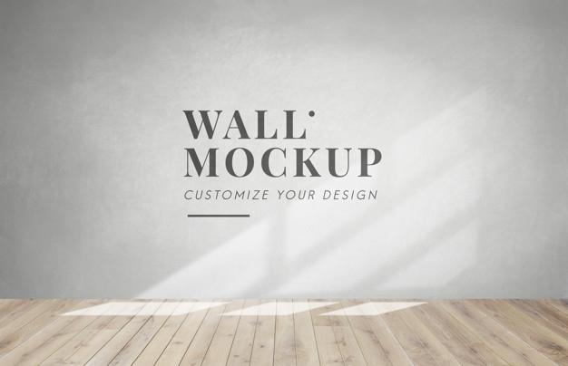wall mockup vectors photos and psd files free download