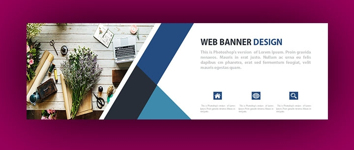 web banner design see outlook