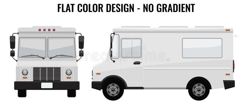 white food truck stock illustrations 3803 white food truck stock