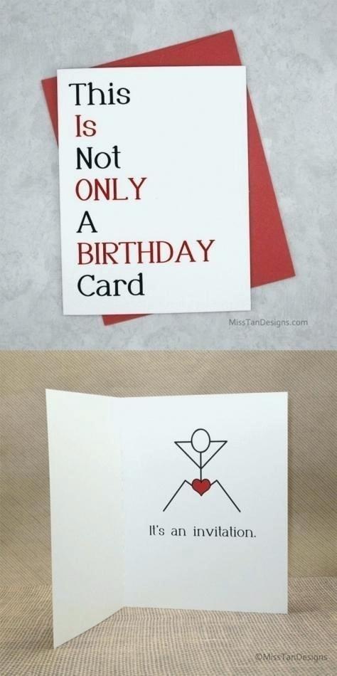 Birthday Card Ideas For Boyfriend - candacefaber.com