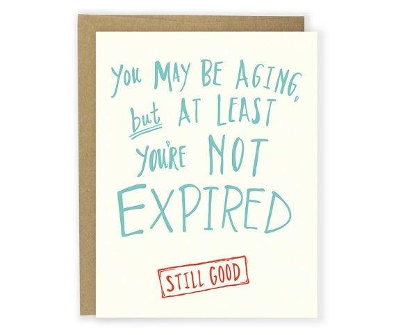 Sarcasm Birthday Card - candacefaber.com