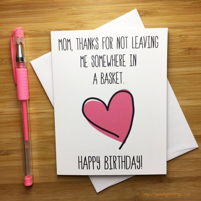 20 Mom Birthday Card Graphic Design Candacefaber