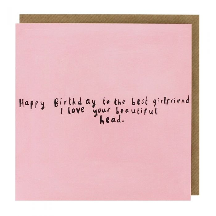 """Birthday Card For Girlfriend - candacefaber.com"""" title="""