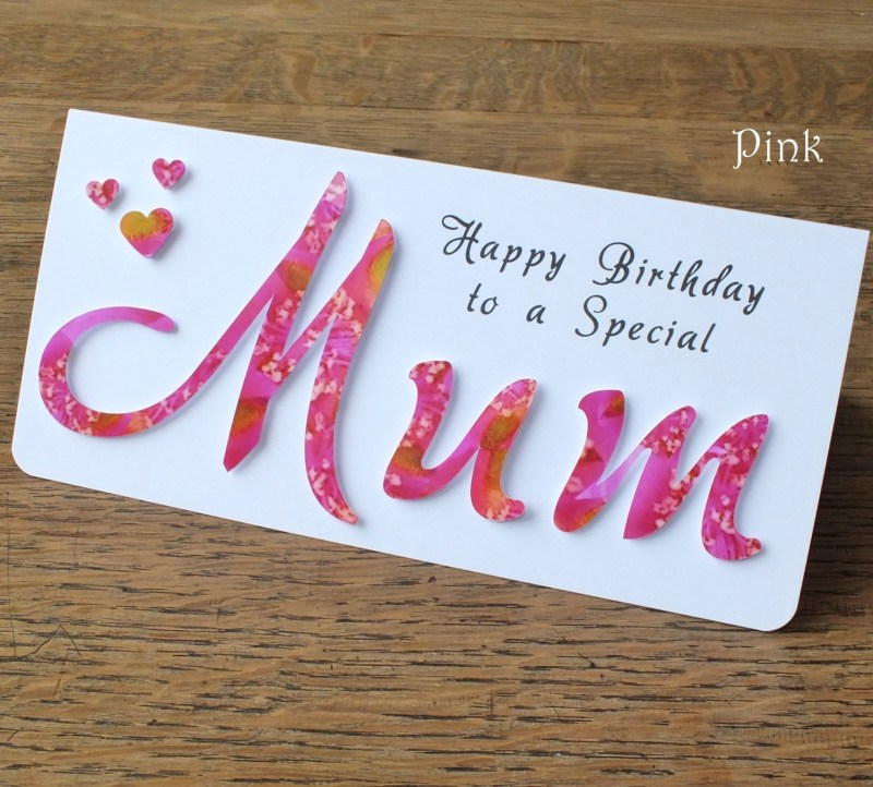 diy birthday cards for mom 650587 diy gifts for moms bday