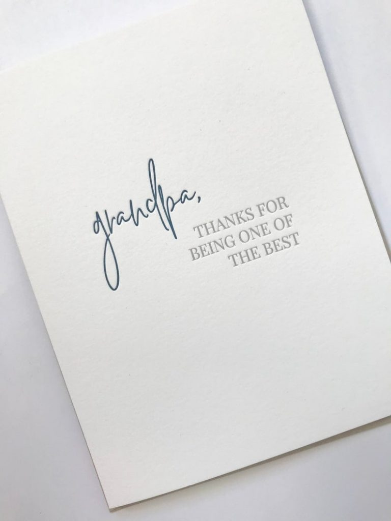 fathers day grandpa letterpress card grandpa fathers day card fathers day humor funny fathers day card grandpa birthday card