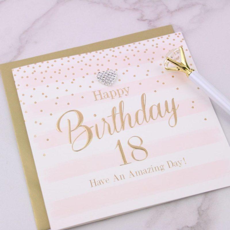 happy 18th birthday card