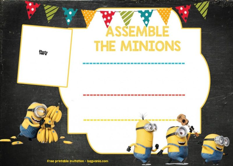 ideas create your own party decoration with charming minion