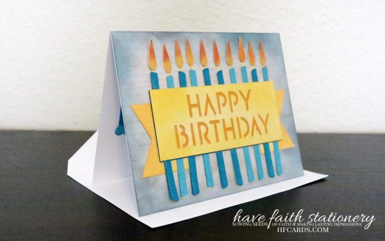 masculine birthday cricut design space greeting card have