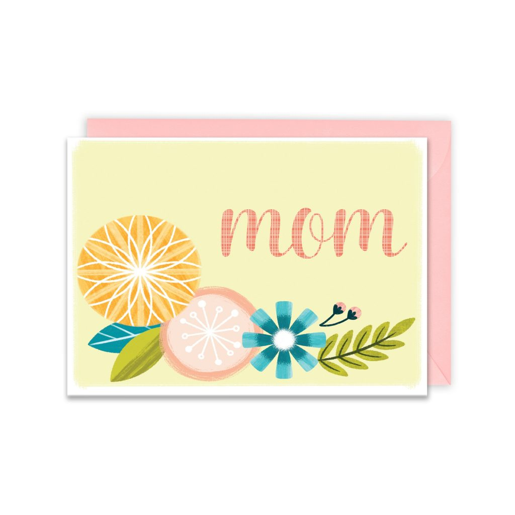 mom card mothers day card mom birthday card thank you card for mom just because card for mom card for mom