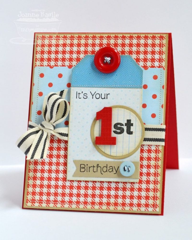 super cute 1st birthday card joanne b just a little