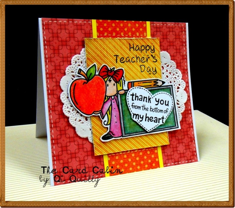 unique birthday card for teacher handmade how to make cards
