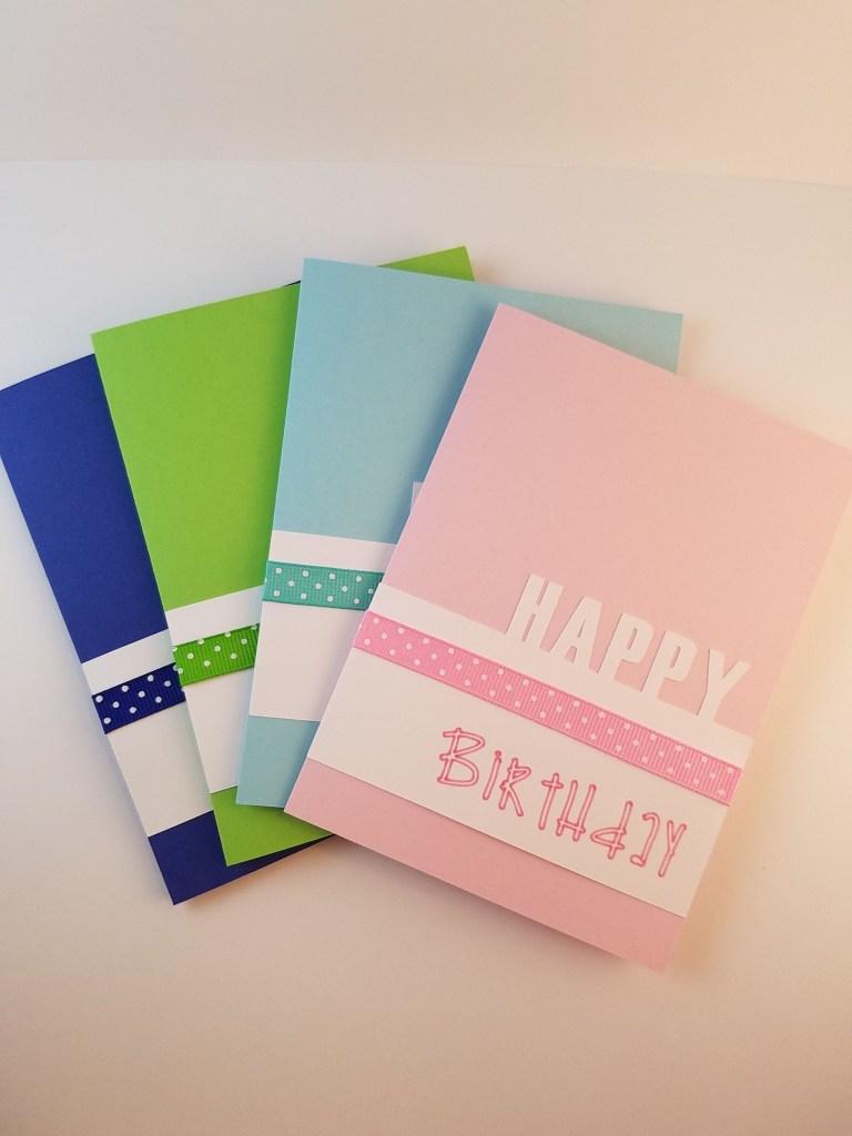 happy birthday card handmade birthday card birthday card