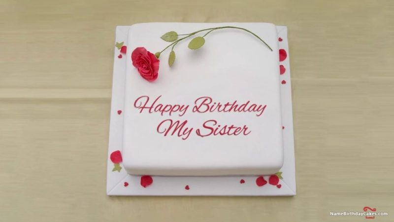 happy birthday sister best wishes for you youtube
