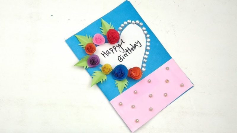 how to make handmade birthday cards for friends handmade birthday card designs