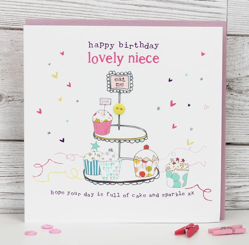 niece nephew birthday card