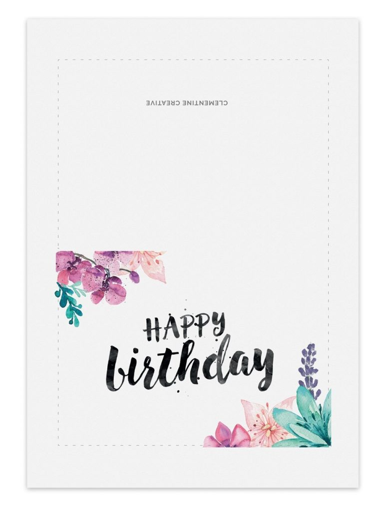 printable birthday cards with photo hoyuk
